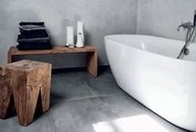 rub a dub dub / Dream bathrooms  / by Ciara O'Halloran / Style Serendipity