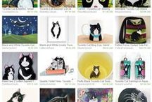 Etsy Treasures I've Created / These items aren't anything i've made - but a collection of interesting items that I have found on Etsy - as a pay it forward, I invite you to visit their fabulous shops!