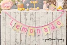 When Life Gives You Lemons... / Ideas for Jaxee's lemonade stand