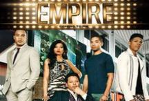 EMPIRE GOLD! / the new hit tv show!!!  Tiraji & Terrance are tearing it up!!!!