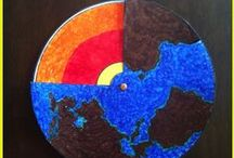 Middle School Science / Notebooking, mini-books and charts that supplement Earth Science studies