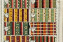 Echantillons de  tissus - Sample books