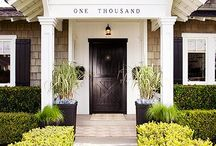 Front Door Magic / Have a front door make an impression.