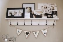Home Decor/Ideas Para La Casa / by Felisha