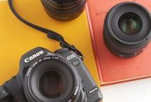 Photography Tips / Here are some helpful tips and tricks to take your photography to the next level! / by Clover + Dot