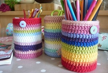 Crochet / by Paula Schillig