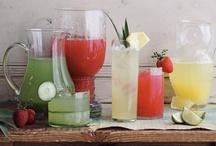 Beverages - Bebidas / by Felisha