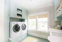 Laundry Room Love / Wash.Dry.Fold.Repeat.