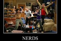 Only for nerds! / All the geeky stuff you could wish for!!! / by Alyssa Swanson