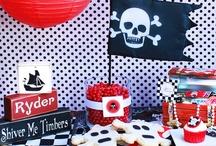 Birthday Theme - Pirates / by Mrs M