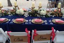 Beach | Nautical Theme Weddings / by Soiree Key West (Wedding Planning & Design)