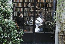 Library / by Erin Anne Rosellen