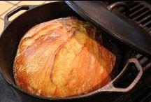 Bread / by Alaina Coppa