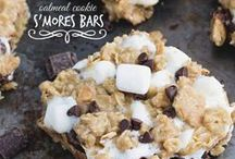 Recipes : S'mores / All things s'more! Your favorite campfire treat made into cookies, cakes, sweet treats, and more.