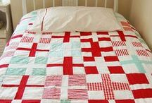 Mod Quilts / Inspo for that someday when I start a creative hobby