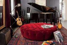 Inspired Home: Music Room