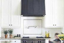 Kitchens / Let's bake in these white hot kitchens.