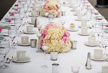 Tablescapes / May I set the table?