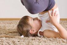 Yoga for kids / by Stina Berggren