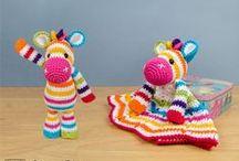 Haken/Crochet - amigurumi