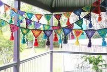 Haken/Crochet - voor het interieur