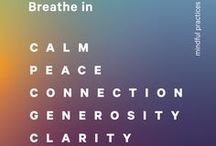 Breathe It All In / This holiday, taking a breath can help you access calm, joy, and connection.