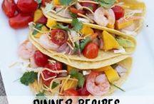 Dinner Recipes / Go to dinner recipes!