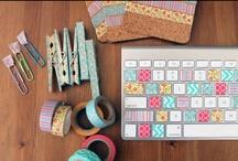   WASHI TAPE INSPIRATION / Washi Tape Ideas