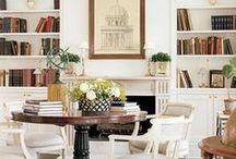 Bookshelves. / by Susan Duane