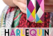 Color patterns / by Lorna Watt