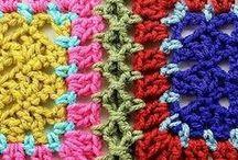 Crochet ∞ Joining & Blocking / by Mitzi Christian (krikket207)