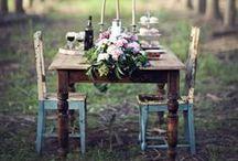 Table Settings. / by Susan Duane