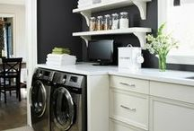 Laundry Rooms. / by Susan Duane
