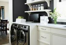 Laundry Rooms. / by Susan Duane