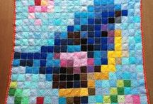 All Things Crocheted ~ Quilts