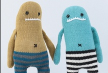 Knit Toys / by Lorna Watt