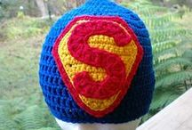 Hats for kids ~ Crocheted