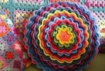 Pretty Pillows / While I'm not all that crazy about pillows...they'll make good gifts.  / by Mitzi Christian (krikket207)