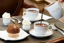 Coffee, tea