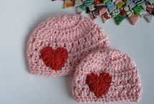Hats for Preemies ~ Crocheted