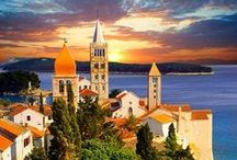 Croatia, Serbia, Slovenia, Bosnia and Herzegovina