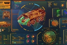 SciFi Interfaces