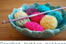 Button? Button? Who's Got the Crocheted Button?