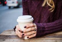 Coffee coffee coffee / But first, coffee!