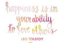 wise words / by Jeweliq