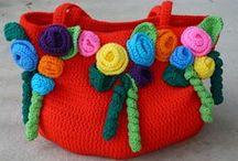 Market Bags & Totes / by Mitzi Christian (krikket207)