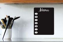 Menu Board / Whichity which dish do you wish