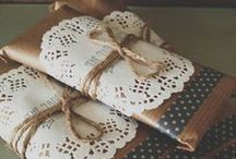 Gift Wrapping & Gifts Ideas /