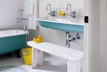 It's Bath Time! / Kid friendly bathroom designs and trends