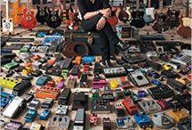 ギターアンプ&エファクター